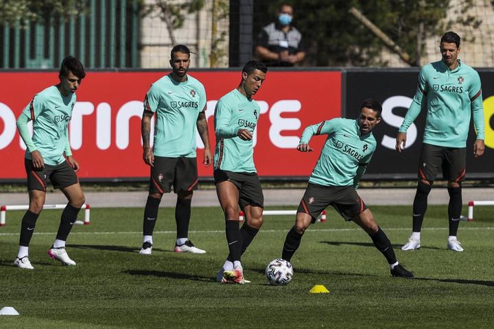 Futball: Karanténba kerülhet a portugál válogatott