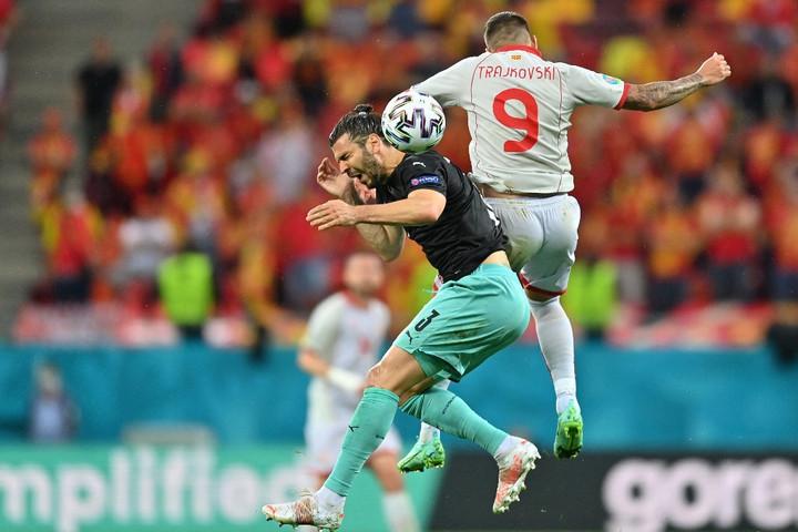 Ausztria - Észak-Macedónia 3-1
