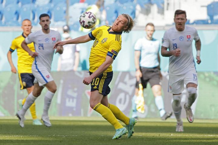 Svédország fontos győzelmet aratott