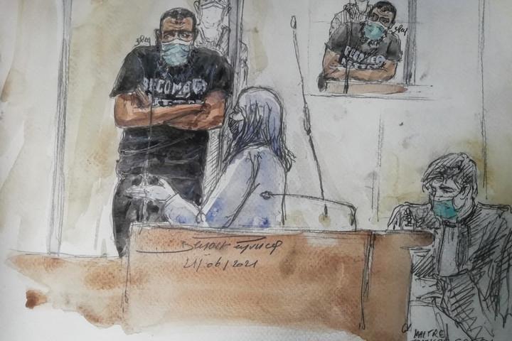 Harminc év börtönre ítéltek egy egyiptomi terroristát Franciaországban