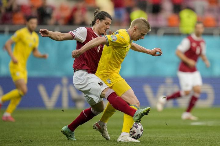 Ausztria nyolcaddöntőbe jutott