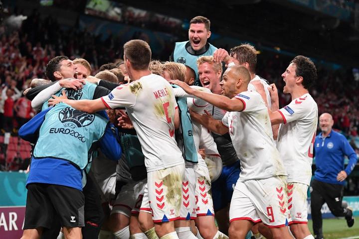 Meglepően sima dán siker Oroszország ellen