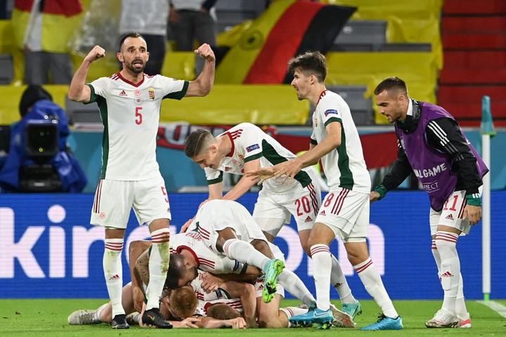 Hősies döntetlent harcolt ki Münchenben a magyar csapat
