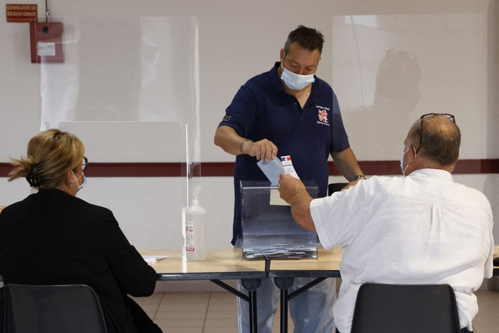 Továbbra is alacsony a részvétel a francia regionális választásokon