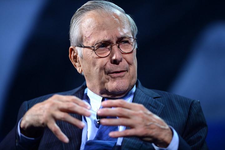 Meghalt Donald Rumsfeld volt amerikai védelmi miniszter