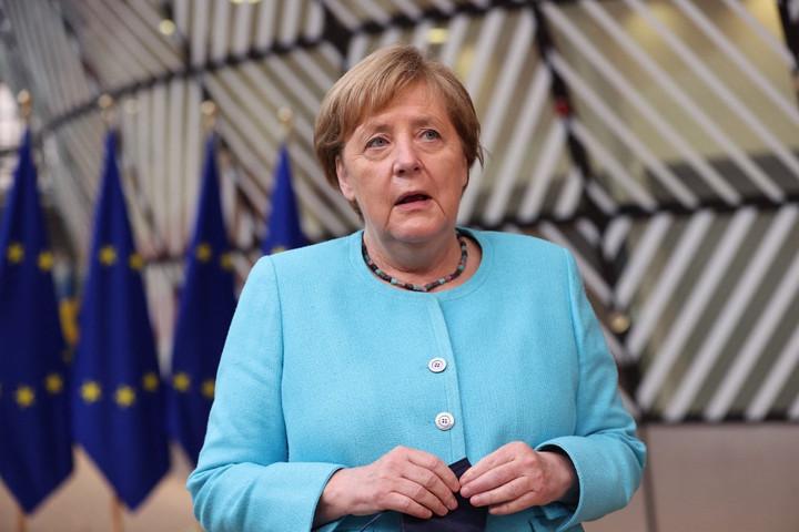 Merkel szorosabb partnerségi együttműködést sürgetett Washingtonban