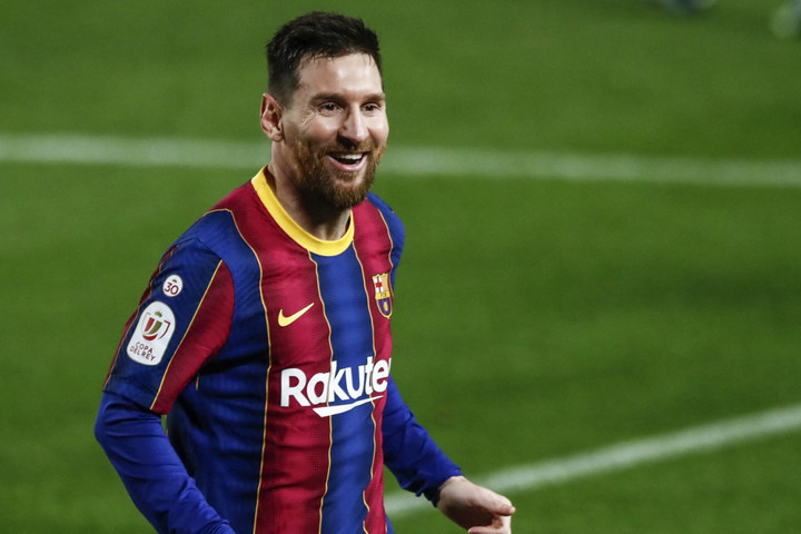 Messi megegyezett a Barcával