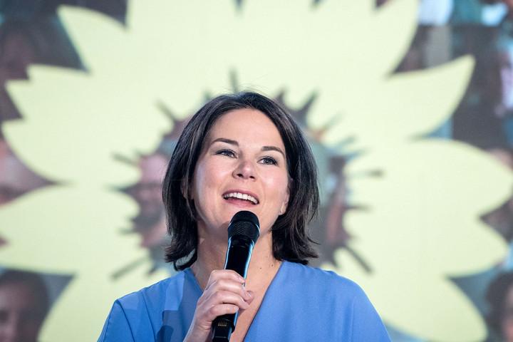 Baerbock marad a német Zöldek kancellárjelöltje