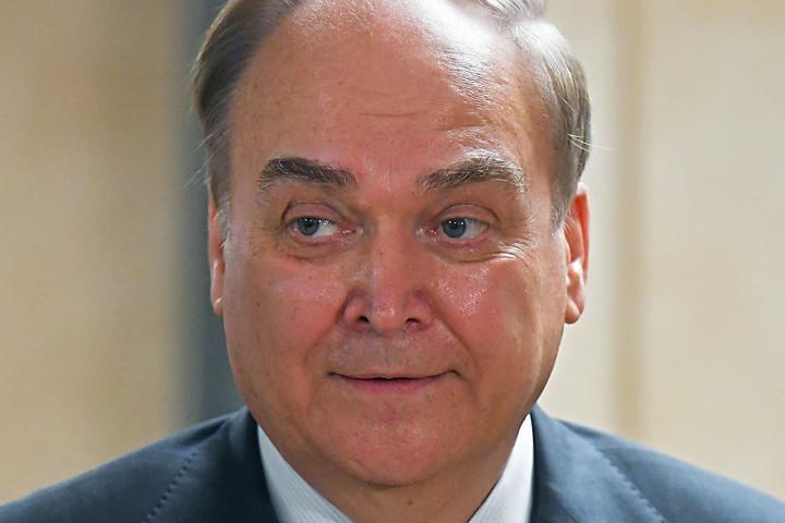 Moszkva visszaküldi Washingtonba áprilisban hazahívott nagykövetét
