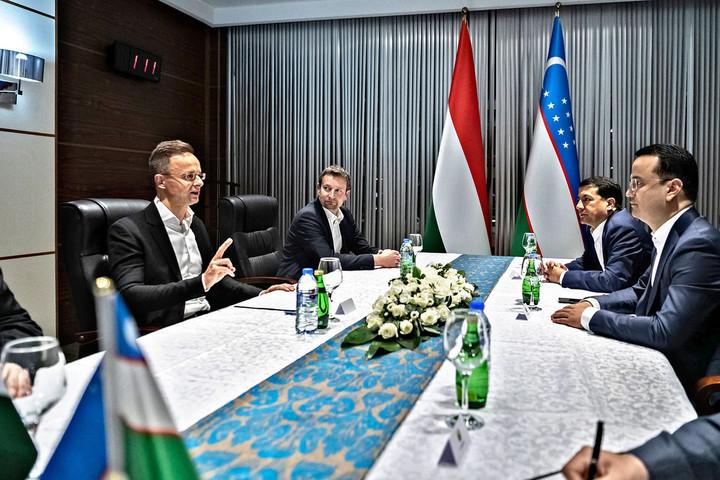Magyar élelmiszeripari jelenlét Üzbegisztánban