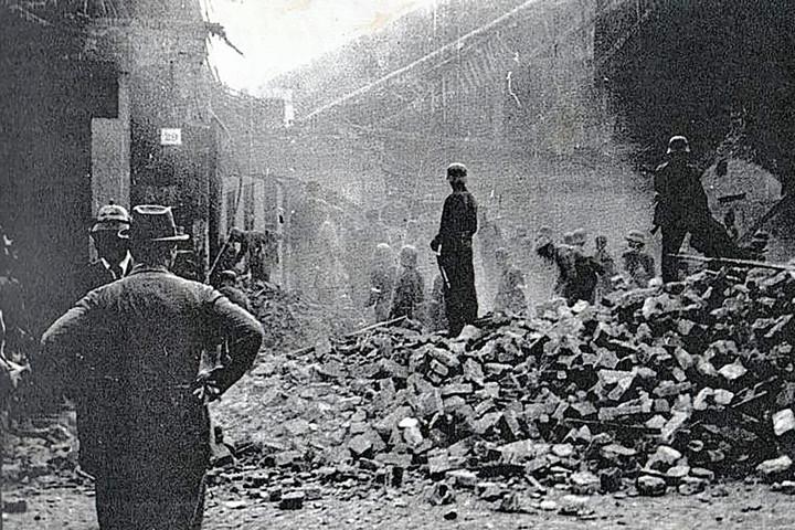 Kassa bombázása – egy 80 éve megoldatlan rejtély