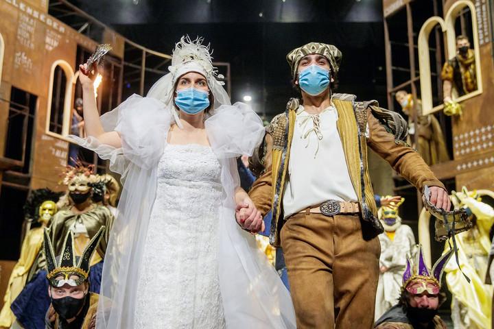 Színház és szerelem pandémia idején