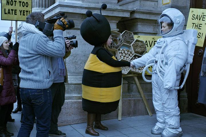A mindenre allergiás lény
