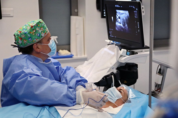Tumorműtét vágás nélkül
