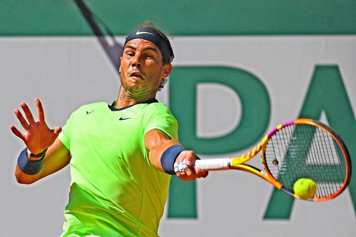 Rafael Nadal épp csak picit engedett ki