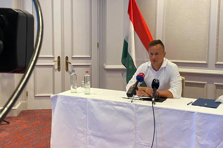 Szijjártó: Magyarország jelentős szerepet vállal a NATO-ban