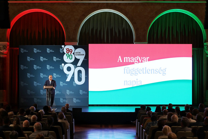 Orbán Viktor hét tézise
