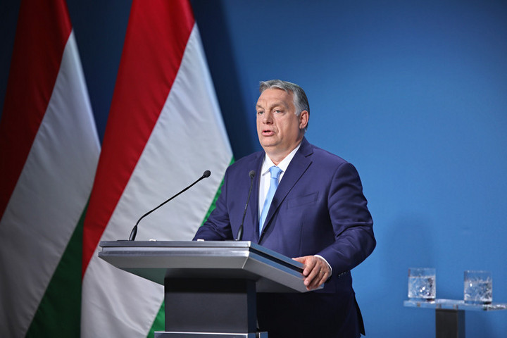 Orbán Viktor gratulált Izrael új miniszterelnökének