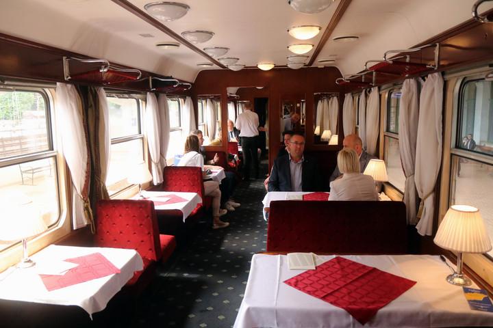 Harminc évvel ezelőtt indult el az első InterCity-vonat Magyarországon