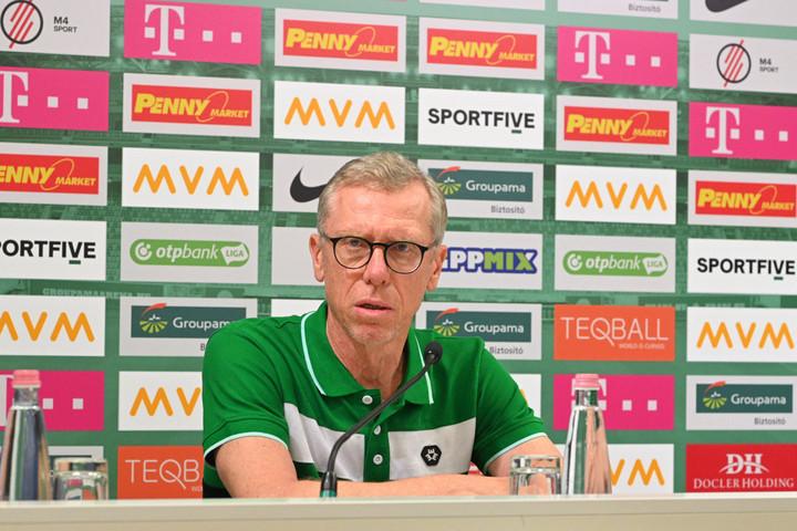 A Ferencváros vezetőedzője a visszavágót is komolyan veszi