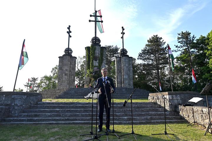 """""""Sokszor próbálták eltörölni a magyarokat, de ez soha senkinek nem sikerült"""""""