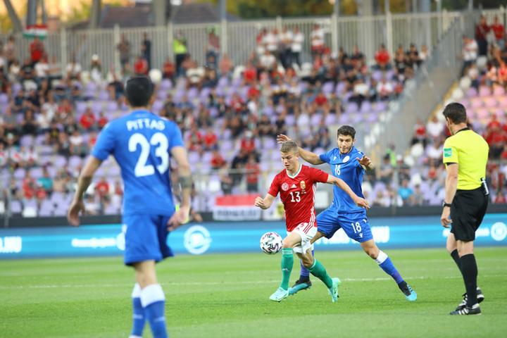 Futball: Schäfer gólja győzelmet ért Ciprus ellen