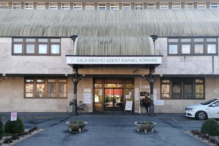 Nem engedett a traumatológusok bérzsarolásának a zalaegerszegi kórház