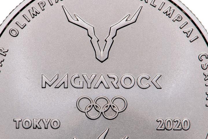 Emlékérmét bocsátanak ki a XXXII. Nyári Olimpiai tiszteletére