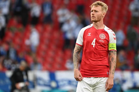 Megmentette Eriksen életét a dánok csapatkapitánya