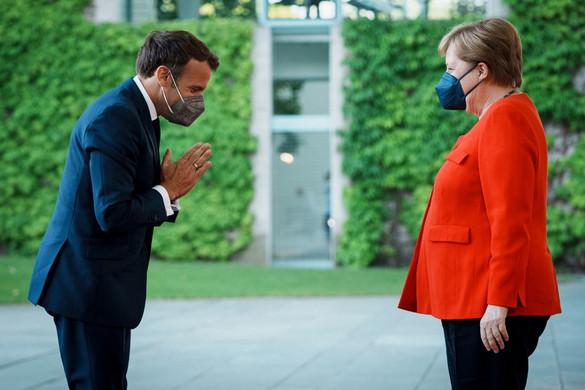 Merkel: Az Európai Uniónak fenn kell tartania a párbeszédet Oroszországgal