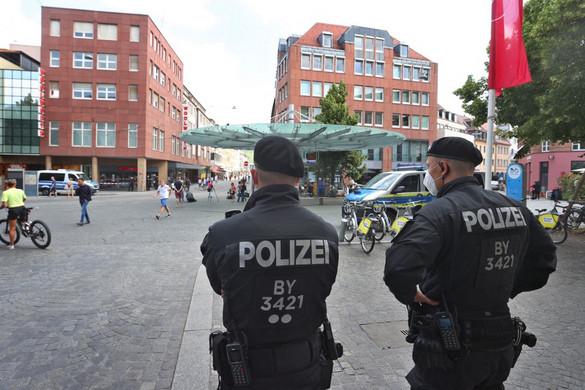 Iszlamista propagandaanyagokat találtak a würzburgi késelőnél