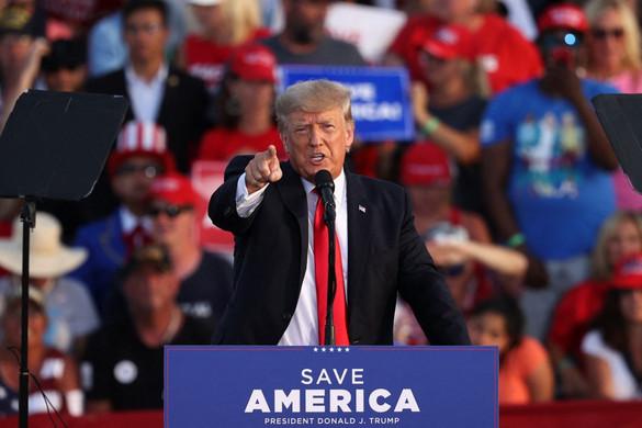 Trump: Vissza fogjuk venni a képviselőházat, a szenátust és Amerikát is
