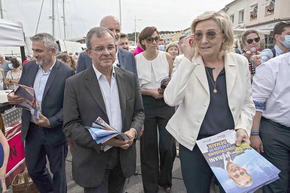A francia baloldal mélyponton