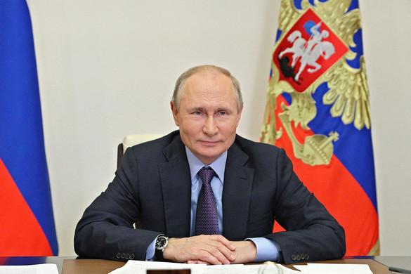 Putyin: Nulla eredménnyel járt a húszéves amerikai jelenlét Afganisztánban