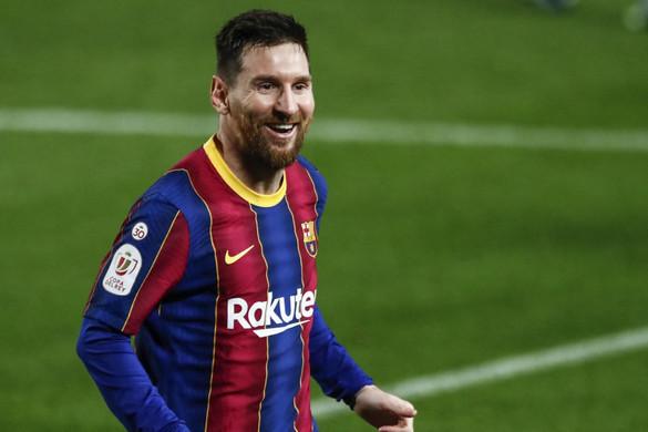 Messi a PSG-be akar menni