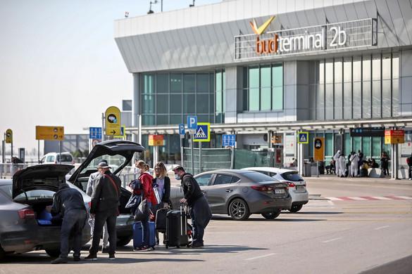 Az első félévben 604 ezer utas fordult meg a budapesti repülőtéren