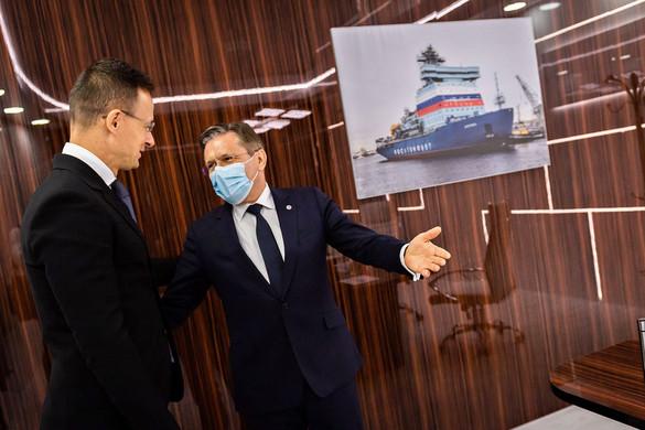Megszületett a megállapodás a Gazprommal