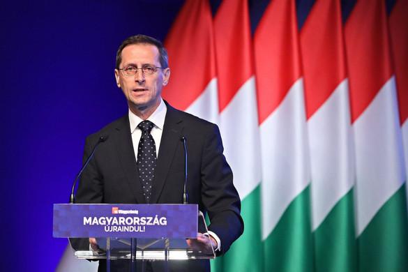 Varga Mihály: A legfontosabb feladat jelenleg a gazdaság újraindítása