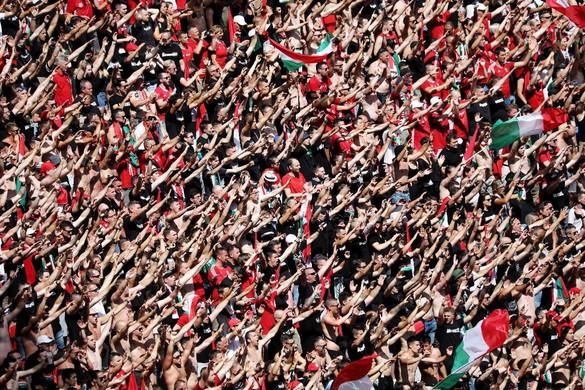Három zárt kapus mérkőzéssel büntette a magyarokat az UEFA