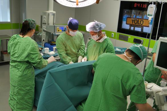 Forradalmi eljárással kezelik a tüdőrákos betegeket Szegeden