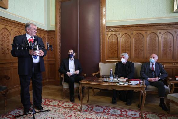 Bethlen Gábor-díj a magyarság ügyének szolgálatáért
