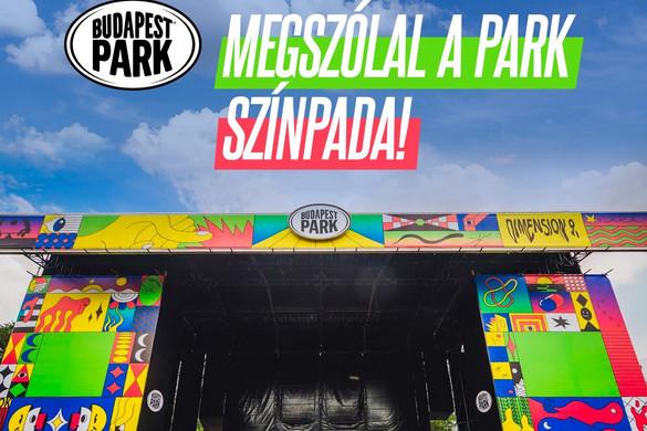 Ismét zenétől lesz hangos a Park