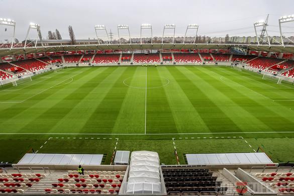 Az Európa-liga győztese ellen avatja fel a Bozsik Arénát a Honvéd