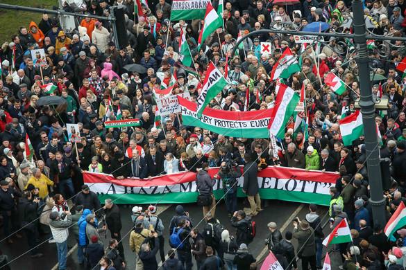 """""""Egész Európának üzen az október 23-i Békemenet"""""""