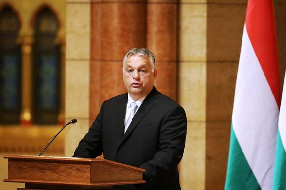 Orbán Viktor: Nekünk kell megvédeni a hazát a bajban