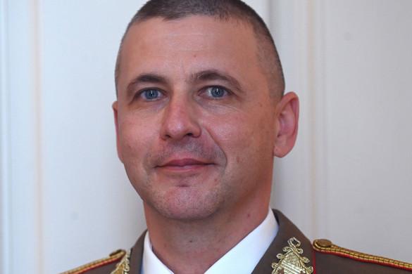 Ruszin-Szendi Romulusz a Magyar Honvédség új parancsnoka
