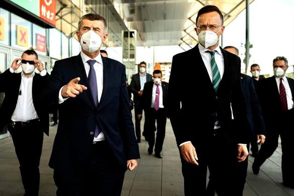 Magyarország százezer oltóanyagot ad Csehországnak