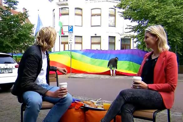 Akciózott a holland baloldal