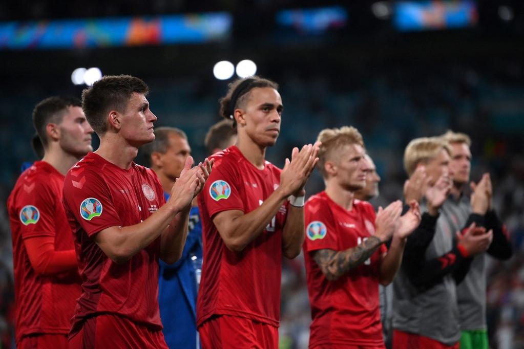 Dánia hatalmasat küzdött ezen az Európa-bajnokságon