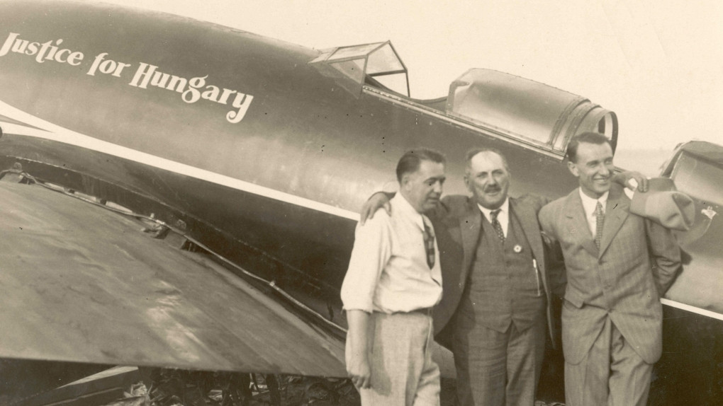 Magyar Sándor, Szalay Emil és Endresz György